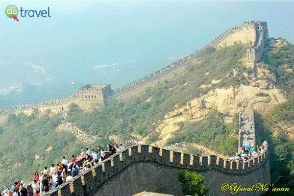 חומת סין - מסמלי המדינה (צילום: יובל נעמן)