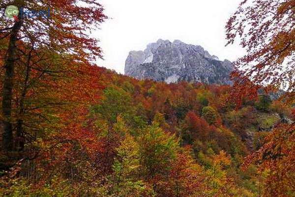 טרק באלפים הדינריים, אלבניה  (צילום: יואל אורן)