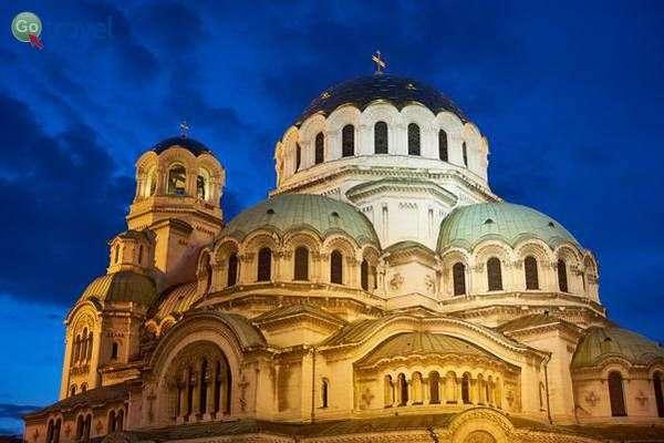 קתדרלת אלכסנדר נייבסקי  (צילום: Radek Kucharski)