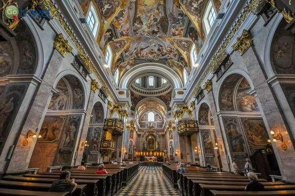 הקתדרלה של לובליאנה  (צילום: _Jorge Láscar)