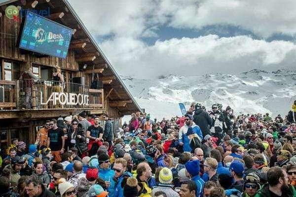 ואל תורן, פסטיבל SkiDeal Week  (באדיבות: SkiDeal)