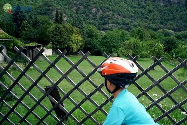 מסלול הדנובה בעיניים של רוכב בן שמונה  (צילום:  Time Art - אבירם חסון)
