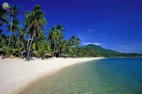 שלווה על חוף צ'אוואנג  (צילום: celebrityabc)