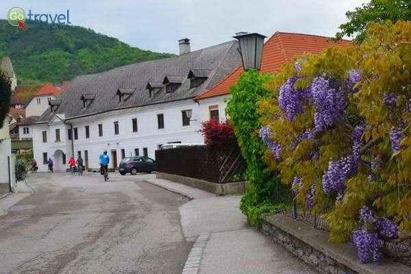 רכיבה בין עיירות וכפרים קטנים  (צילום: כרמית וייס)