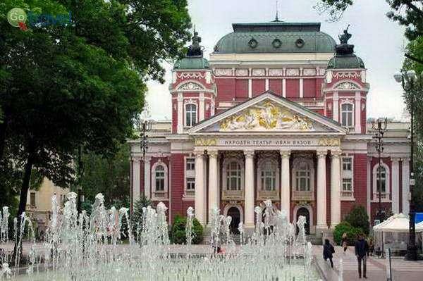 התיאטרון הלאומי  (צילום:David Stanley)