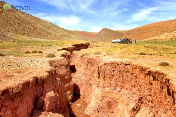 ההפתעות שבדרך - עם הג'יפים במדבר (צילום: קובי יפרח)