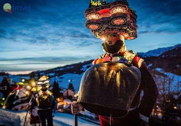 להתעורר לקול דינדון פעמונים  (צילום באדיבות: Swiss1)