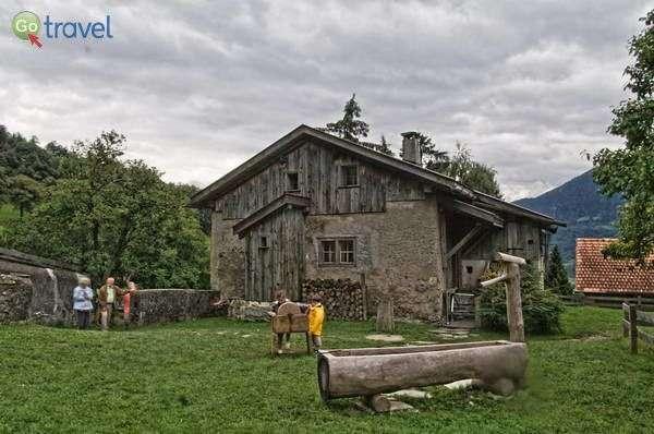 הבית של היידי  (צילום: Gregory Furter)