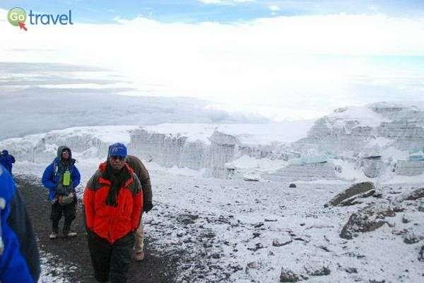 טרק לפסגת הקילימנג'רו, טנזניה   (צילום:  עמית רייכמן)
