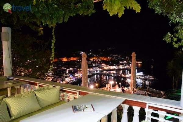 תצפית על המפרץ ממסעדת קאסטרו  (צילום: כרמית וייס)