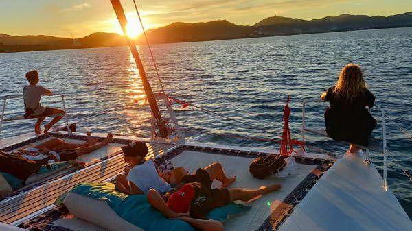 שייט אל האי קו היי  (צילום: כרמית וייס)
