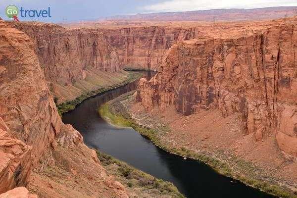 נהר הקולורדו  (צילום: הילה וייס טישלר)