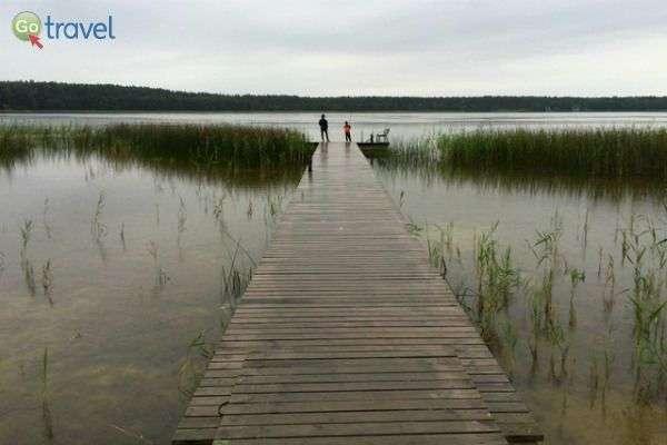 האגם ה(כמעט) פרטי שלנו (צילום: דניאל גורביץ')