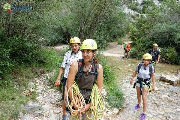 פעילויות לכל המשפחה בהרי סיירה דה גוארה (צילום: ירדן גור)