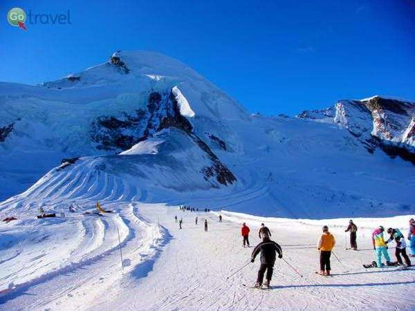 סקי קיץ בסאס-פה  (צילום: כרמית וייס)