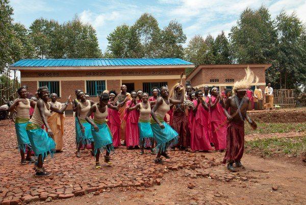 נשות רואנדה - נשים חזקות ומעוררות השראה (צילום: Olaf Zerbock)