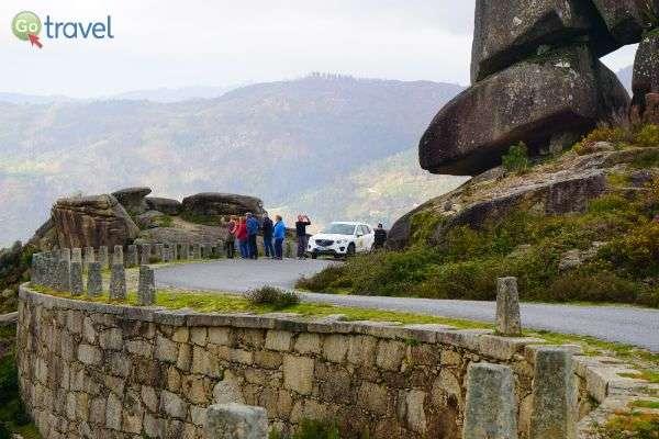 בדרכים, משקיפים על שמורת ז'רש (צילום: צחי גלובין)