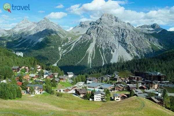 עיירת הסקי ארוזה  (צילום: stephengg)