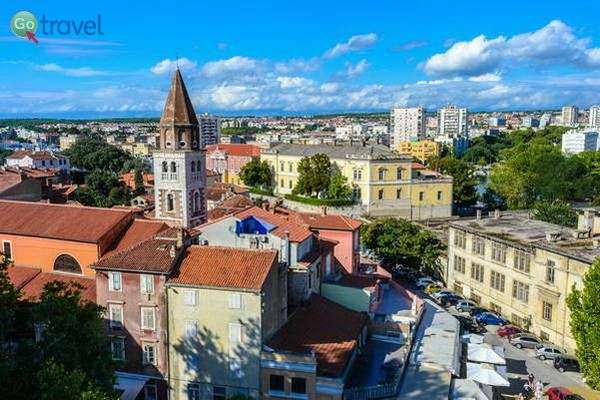 זאדאר - נקודת מוצא לטיול בריביירה של קרואטיה  (צילום: Nick Savchenko)