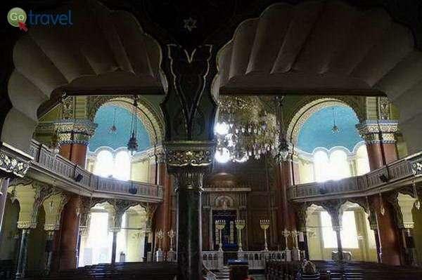 בית הכנסת של סופיה  (צילום: Adam Jones)