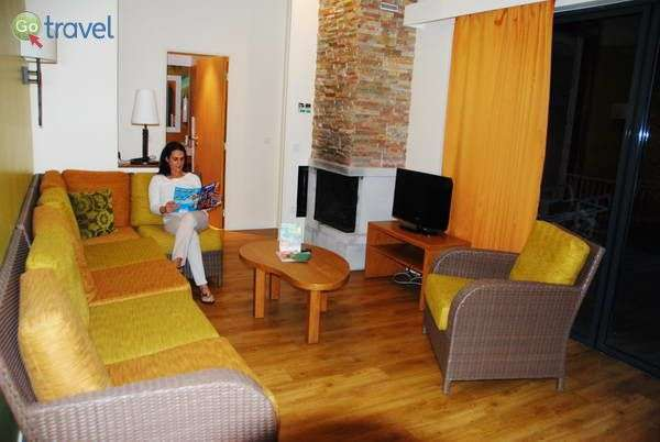 הדירה שלנו בכפר הנופש לה טרוי פורט  (צילום: כרמית וייס)