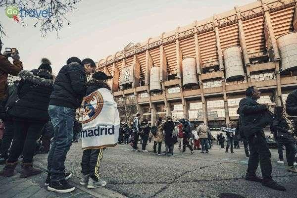 בל נשכח שמדריד היא בירה של כדורגל... (צילום: MAdrid Destino@)