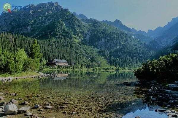 טרק בהרי הטטרה, סלובקיה  (צילום: רוני מתיתיהו)