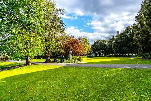 פארק פיניקס הגדול בדבלין (צילום: William Murphy)