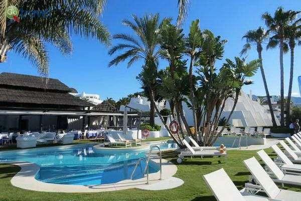 מלון איברוסטאר לחופי קוסטה דל-סול  (צילום: כרמית וייס)