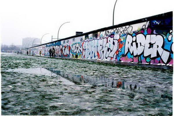 החומה ביום גשום  (צילום: Katarína Chovancová)