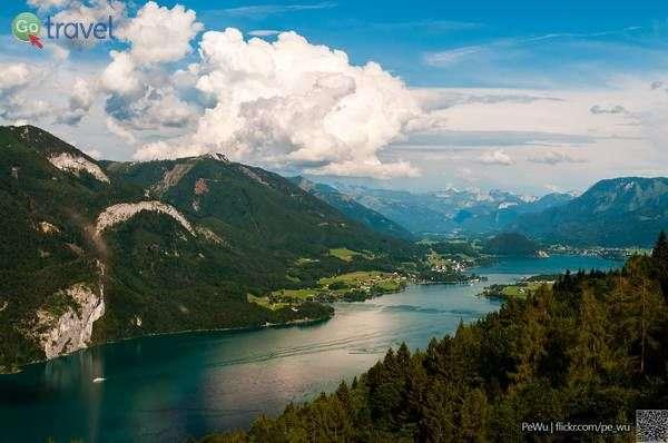 אזור האגמים  (צילום: Pe_Wu)