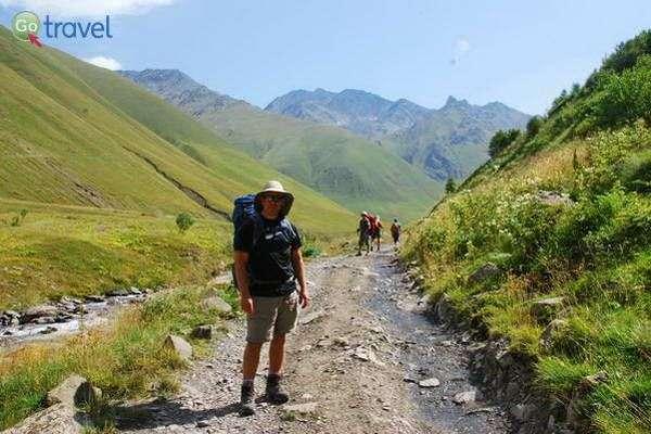 להגיע למקומות הכי אותנטיים בגאורגיה  (צילום: צחי גלובין)