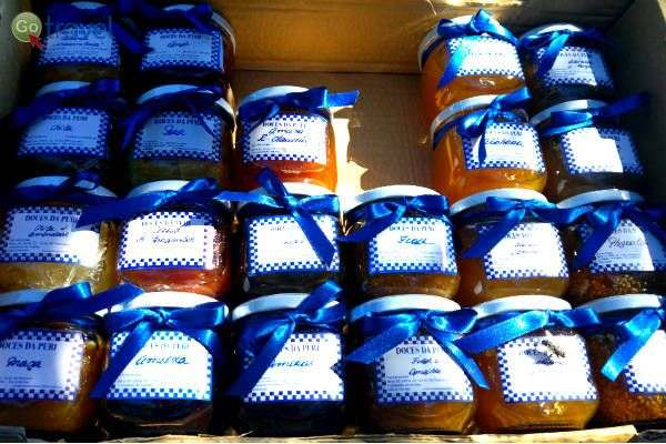 ריבות פורטוגזיות תוצרת בית (צילום: ירדן גור)