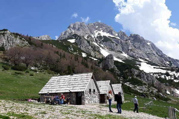 למרגלות הר מגליץ', הגבוה ביותר בבוסניה והרצגובינה (צילום: Sutjeska National Park)