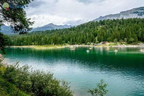 מבט נוסף על אגם קאומה (צילום: dconvertini)