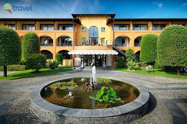 אווירה ים תיכונית במלון ג'רדינו אסקונה