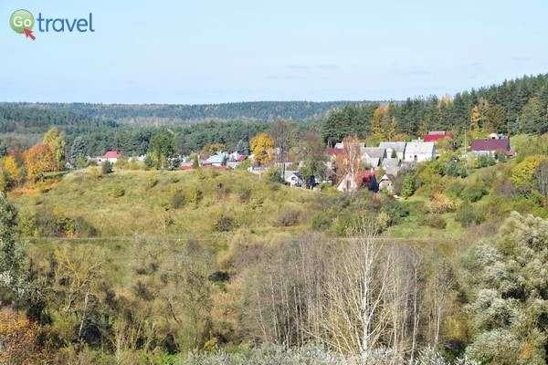עיירה שטובלת ביער  (צילום: כרמית וייס)