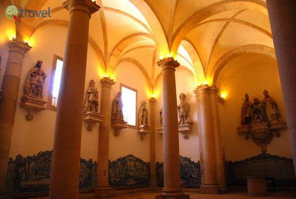 מנזר אלקובסה (צילום: כרמית וייס)
