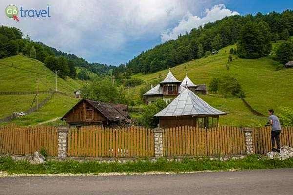 נופים כפריים  (צילום: נורית פרח)