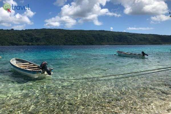 שקט ושלווה - זה המוטו של איי ונואטו  (צילום: יפעת סלע)