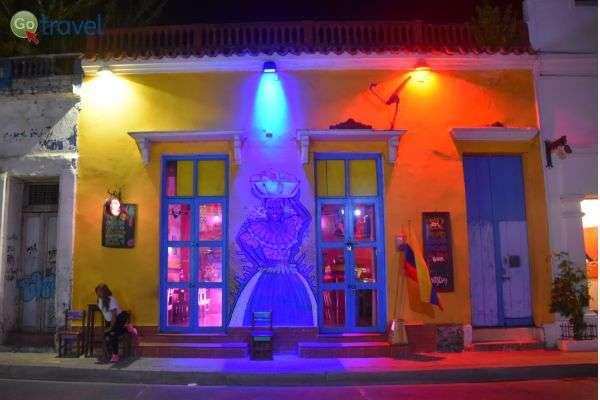 חיי לילה ברובע גטסמני (צילום: רמי דברת)