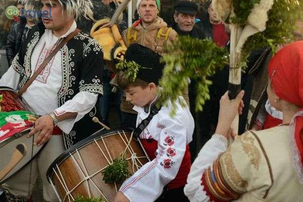 דווקא בחורף - פסטיבלים בבלקן (צילום: זאב בן אריה)