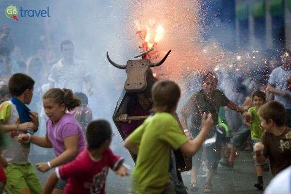 מנהגים עתיקים ומסורות מהמאה ה- 14    (צילום: Bilbao tourismo)