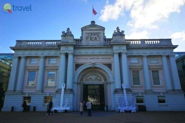הכניסה למוזיאון המרכזי (צילום: ירדן גור)