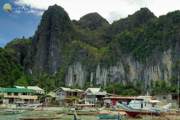 החיים בהרמוניה עם הטבע - האי פלאוואן (צילום: Jam A)