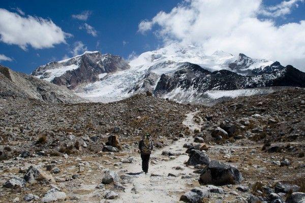 טרק בהר וואיינה פוטוסי, בוליביה (צילום: Esmee Winnubst)