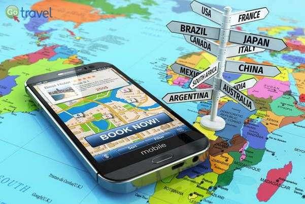 הכינו את הסמארטפון מראש עם אפליקציות מתאימות לנסיעה (צילום: shutterstock)