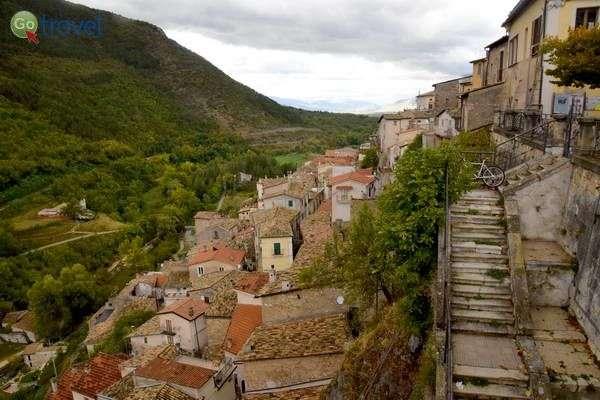 הכפר פטורנו סולה-ג'יציו  (צילום: הילה וייס טישלר)