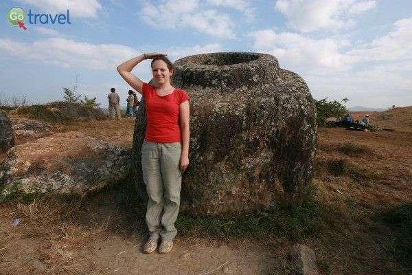 כד מאוד גבוה או אישה מאוד נמוכה? (צילום: rubixcuben)