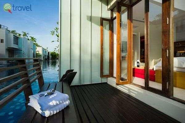 לצאת מהחדר ישר לבריכה  (צילום: Let's Sea Hua Hin)
